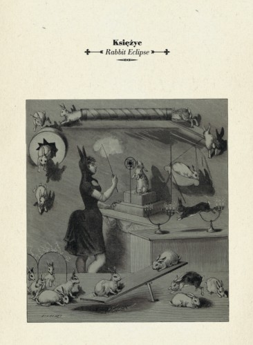 Księżyc - Rabbit Eclipse cover