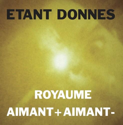 Etant Donnes - Royaume front cover